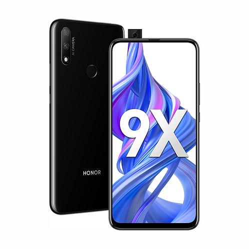 """Смартфон Honor 9X 4/128Gb: 6.59 """" Black 4000 mAh"""