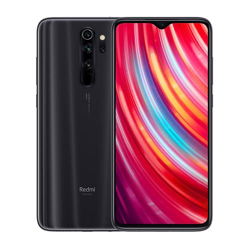 Смартфон Xiaomi Redmi Note 8 Pro 6.53'' 6/128GB ТЁМНО-СЕРЫЙ 4500mAh
