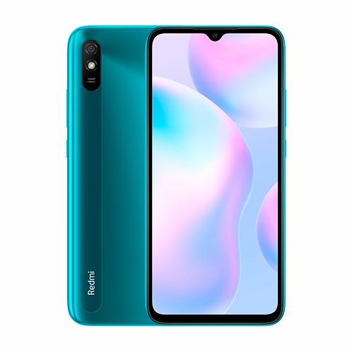 "Смартфон Xiaomi Redmi 9A,  6.53""  2/32Gb Peacock Green 5000 mAh"