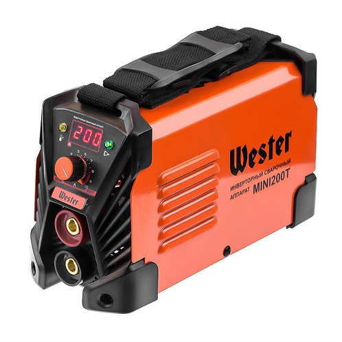 Сварочный аппарат WESTER MINI 200Т 30-200A 155В ПВ60% 1.6-5.0мм