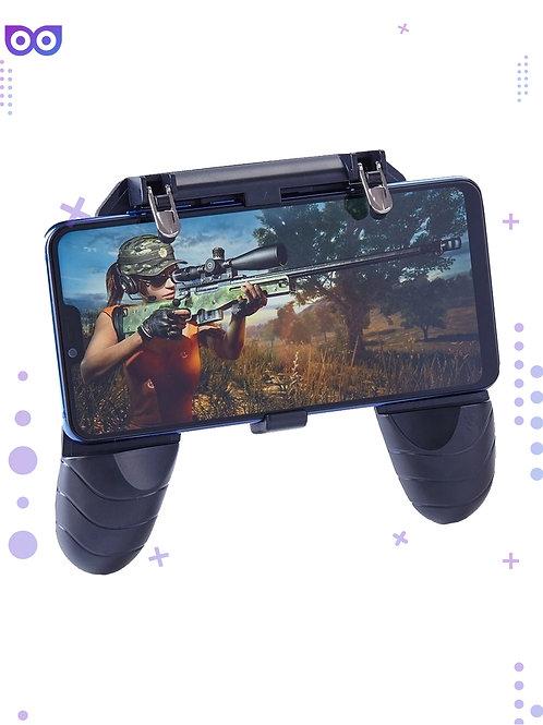 Геймпад для смартфона Multi-Functional Game Handle 4 in1 W18 черный