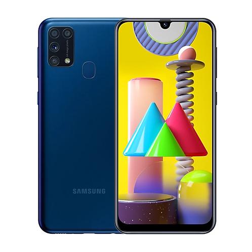 """Смартфон Samsung Galaxy M31 6Gb/128Gb СИНИЙ 6000mAh  6.4"""""""