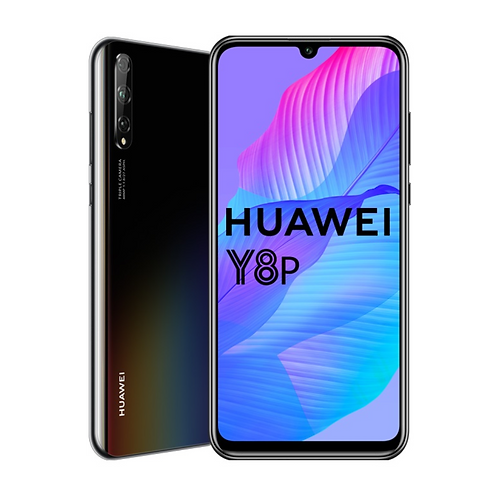 "Смартфон Huawei Y8p 4/128Gb: 6.3 "" Midnight Black 4000 mAh"