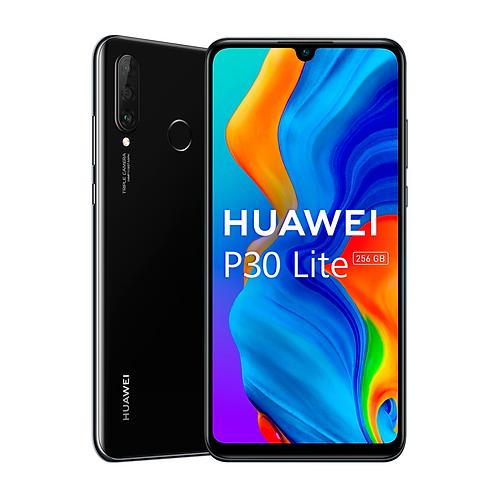 "Смартфон Huawei P30 Lite: 6.15 "" 6/256Gb Black 3340 mAh"