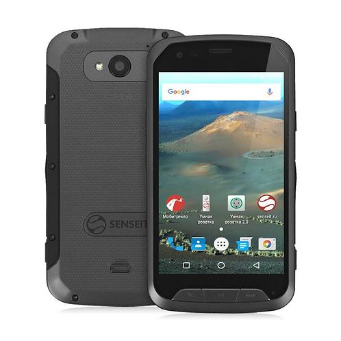 Смартфон SENSEIT R450 СЕРЫЙ 8 ГБ 3000 mAh