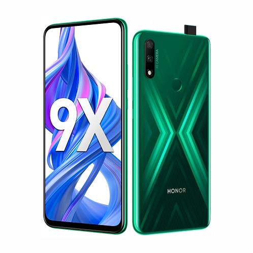 """Смартфон Honor 9X 4/128Gb: 6.59 """" Sapphire Green 4000 mAh"""