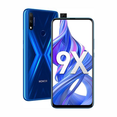 """Смартфон Honor 9X 4/128Gb: 6.59 """" Blue 4000 mAh"""