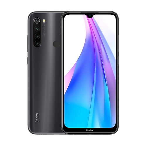 СМАРТФОН Xiaomi Redmi Note 8 4/64Gb СЕРЫЙ