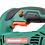 Thumbnail: Лобзик Hammer Flex LZK710L 710Вт 0-3000ход/мин 75мм-дер 8мм-мет маятник