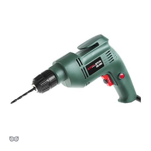 Дрель Hammer Flex DRL400S 400Вт 10мм БЗП 0-2700об/мин реверс