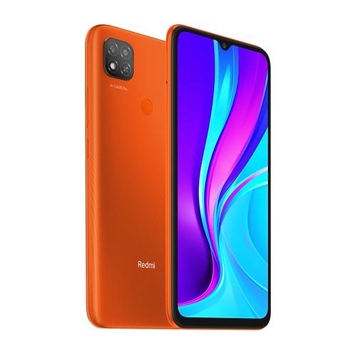 Смартфон Xiaomi Redmi 9C 3/64Gb +NFC Sunrise Orange 5000 mAh