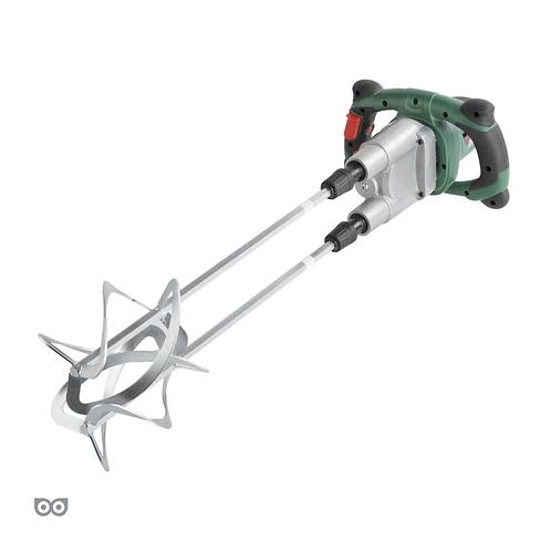 Миксер Hammer Flex MXR1400A 1400Вт 0-450/0-610 об/мин двухшпиндельны