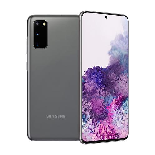 "Смартфон Samsung Galaxy S20 8/128Gb 6.2 "" Grey СЕРЫЙ 4000 mAh"