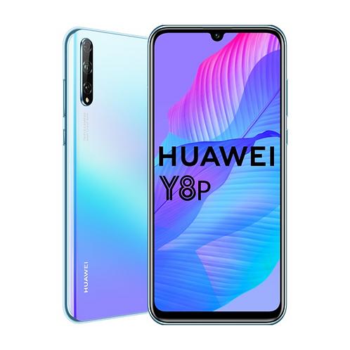 "Смартфон Huawei Y8p 4/128Gb: 6.3 "" Light Blue 4000 mAh"