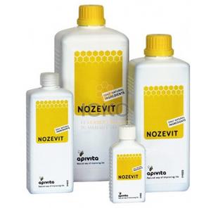 traitement nozevit nosemose apiculture