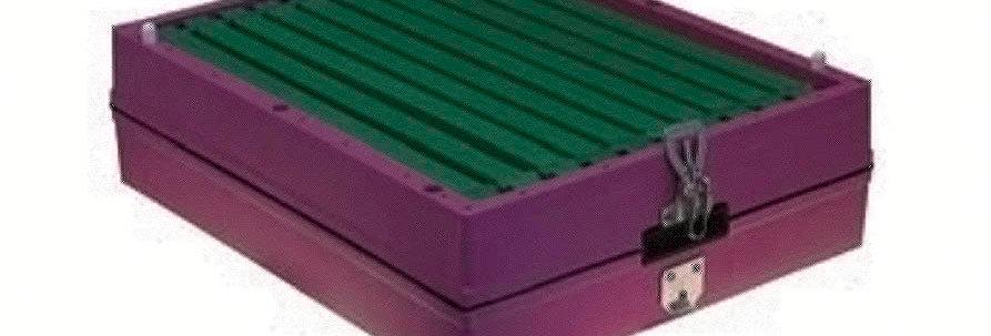 Hausse 14 cm ruche plastique Technoset avec cadres