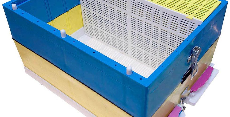 Grille d'isolement de la reine ruche plastique Technoset