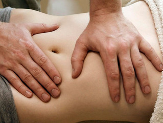 La osteopatía y los problemas digestivos