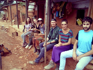 Volunteers, let's enjoy the weekend in Nepal!