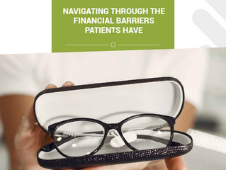 Navigating through the financial barriers patients have
