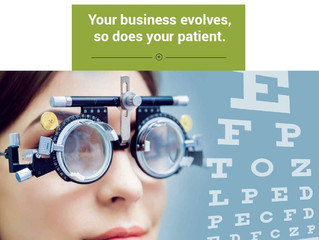 Your business evolves, so does your patient