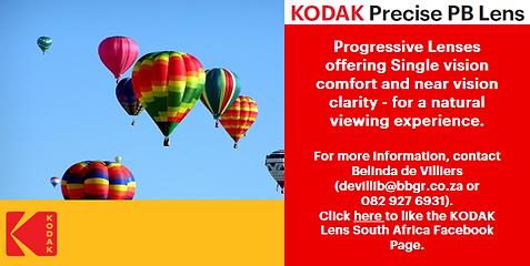 Eyefrica Kodak Precise PB Lens Jan 2021.
