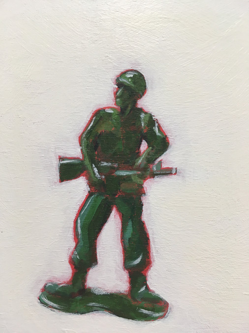 Toy Soldier #1