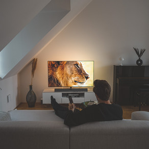 Mein Fernseherlebnis mit dem Philips OLED+ 935
