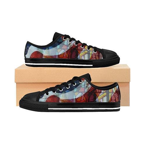 Collectible Art Men's Sneakers