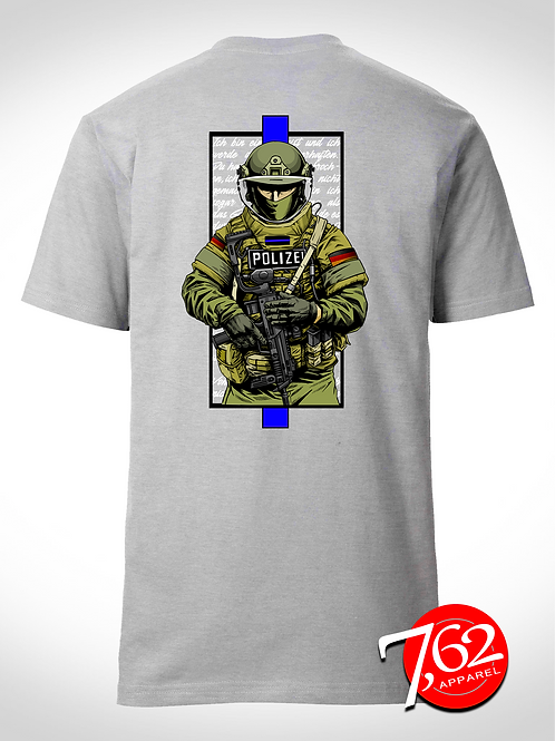 """POLIZIST"" Shirt"