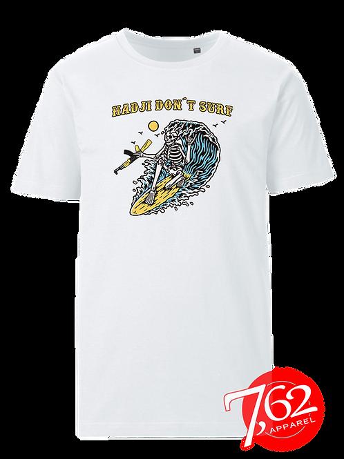 """HADJI DON´T SURF"" Shirt"