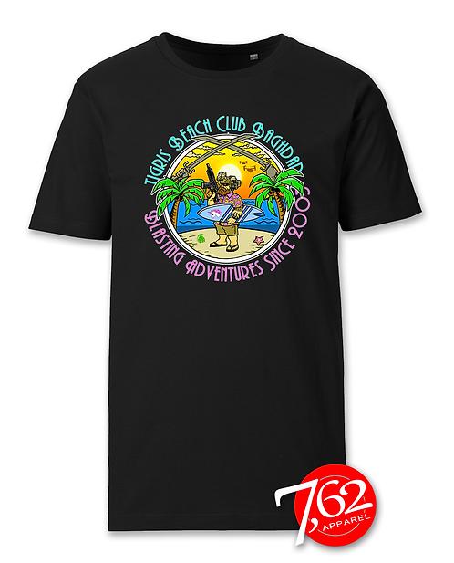 """""""TIGRIS BEACH CLUB BAGHDAD"""" Shirt"""