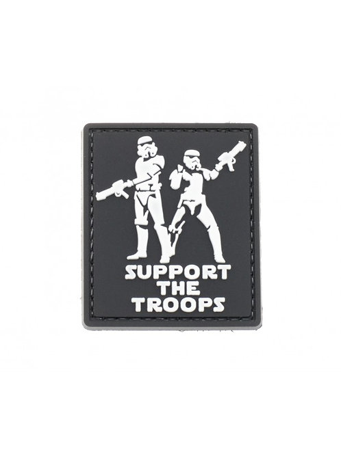 """Star Wars Support the Troops"" Patch"