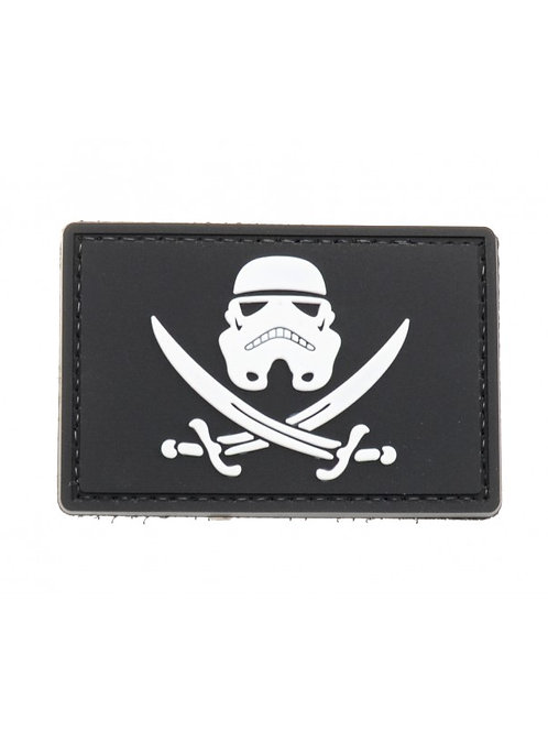 """""""Stormtrooper Jolly Roger"""" Patch"""