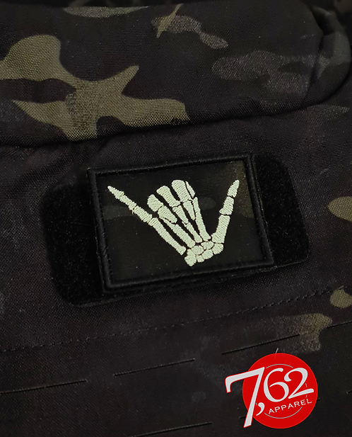 """GT SHAKA SKULL"" Stick-Patch"