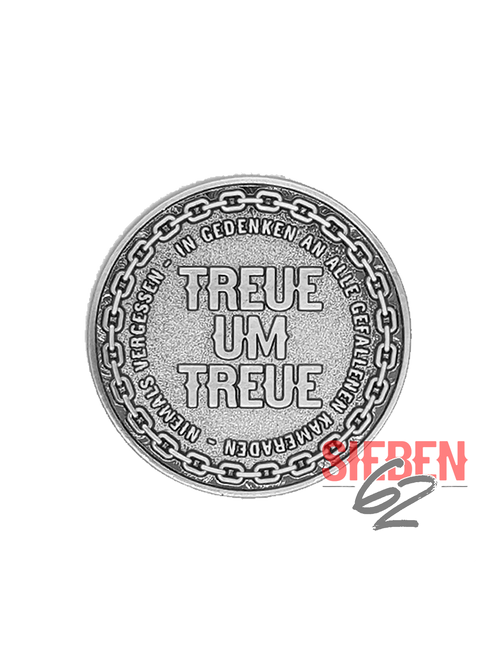 """GT TREUE UM TREUE"" Coin"