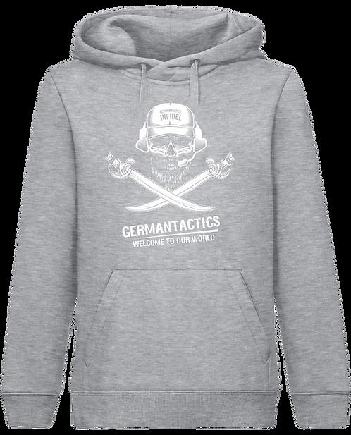 GermanTactics Logo Hoodie