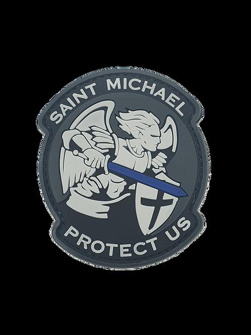 """""""SAINT MICHAEL - PROTECT US"""" Patch"""