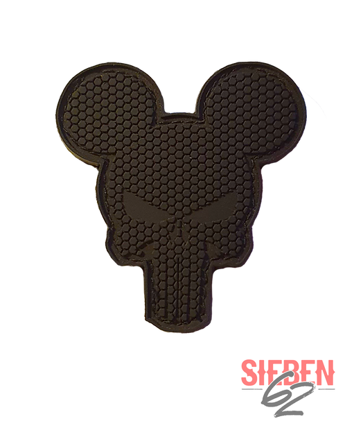 """""""PUNISHER-MOUSE"""" Patch"""