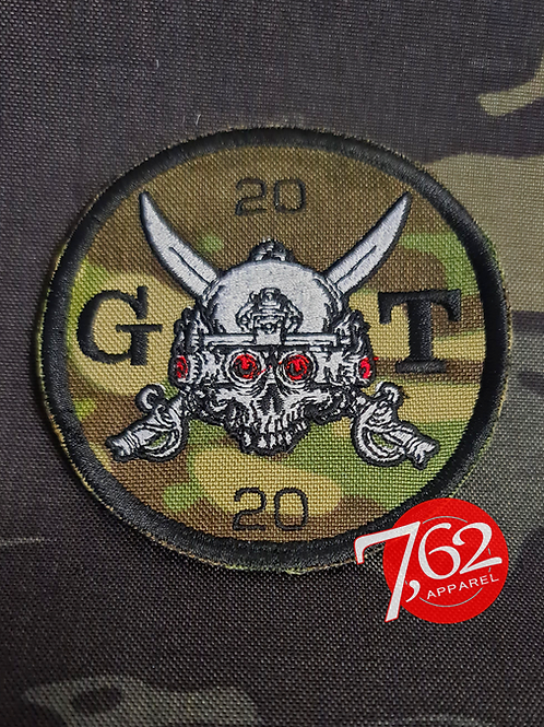 """GTOPERATOR"" Stick-Patch"