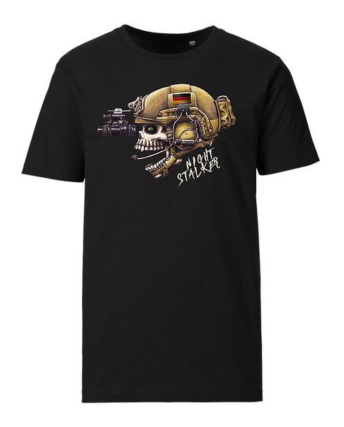 Nightstalker Skull Shirt