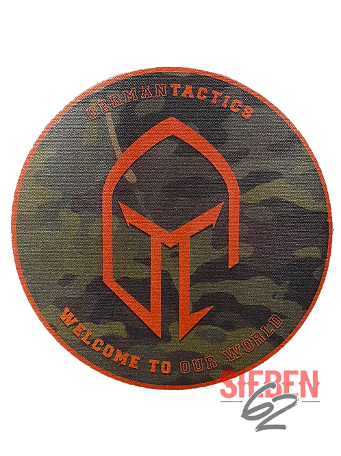 """GERMANTACTICS STICKER"""