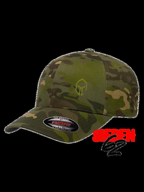 """""""GT BASEBALL CAP"""" FlexFit"""