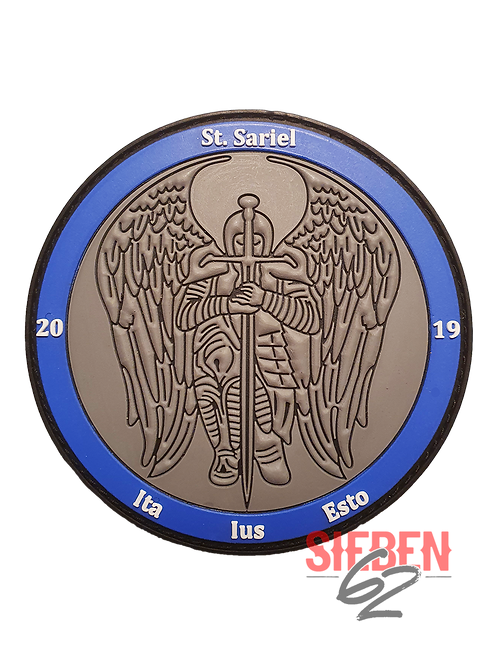 """ST. SARIEL"" Patch"