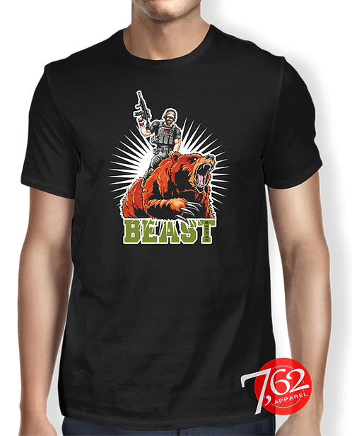 """GT BEAST WARRIOR"" Shirt"