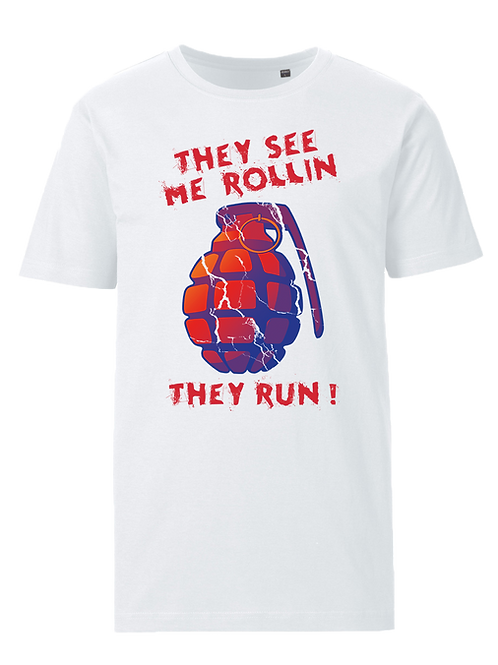 THEY RUN Shirt