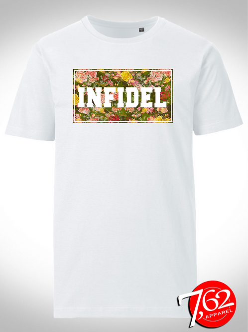 """GT INFIDEL HIPPIE"" Shirt"
