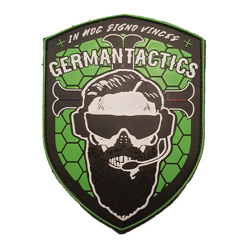 GermanTactics Shield Patch