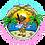 """Thumbnail: """"TIGRIS BEACH CLUB BAGHDAD"""" Shirt"""