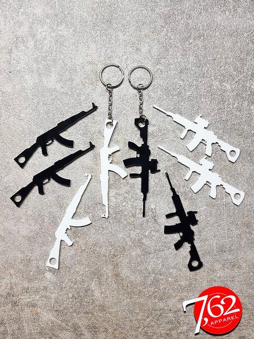"""RIFLE KEY-CHAIN"""